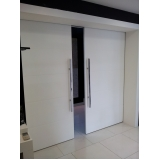porta de sala pivotante Pompéia