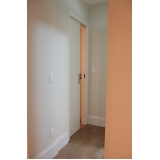 porta de correr para quarto de madeira