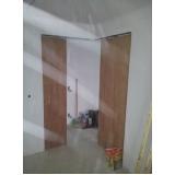 venda de porta de madeira para quarto de correr Campo Limpo