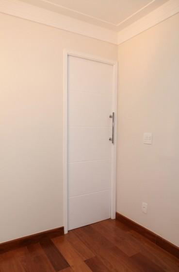 Onde Compro Porta de Madeira de Correr para Banheiro Casa Verde - Porta Madeira Correr