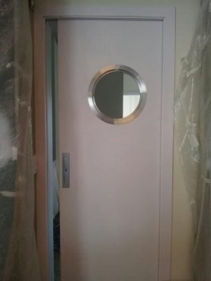 Onde Encontrar Porta Pivotante Branca com Vidro Vila Pompeia - Porta Pivotante Branca