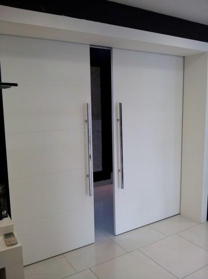 Porta de Sala Pivotante Vila Romero - Porta Pivotante para Sala