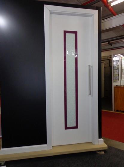 Porta Sala Pivotante Vila Romero - Porta Pivotante de Sala