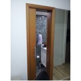 comprar porta de correr para sala de madeira Granja Julieta