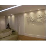empresa de painel decorativo de madeira para parede Luz