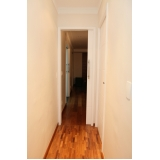 porta pivotante branca para quarto Santana