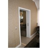 porta pivotante madeira branca perdizes