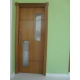 preço de porta pivotante para sala Jardim Leonor