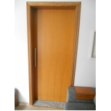preço de porta pivotante sala Penha