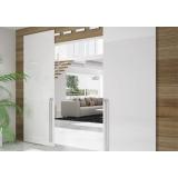 quanto custa porta de madeira de correr sala Sacomã