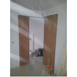 venda de porta de madeira para quarto de correr Tucuruvi